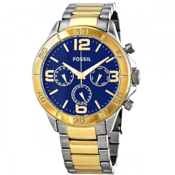 FOSSIL Quartz Blue  BQ7013