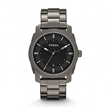 FOSSIL MACHINE BLACK FS4774